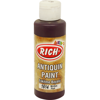 Ακρυλικό Antiquin Plum 130ml Rich ES-1614