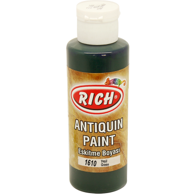 Ακρυλικό Antiquin Green 70ml Rich ES-1610