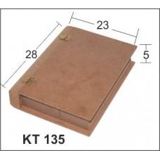 ΒΙΒΛΙΟ MDF BK-KT135