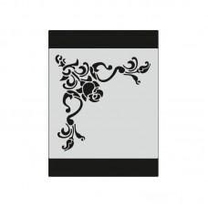 Stencil Αυτοκόλλητο M088