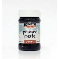 Acrylic Gesso Black Pentart 100ml