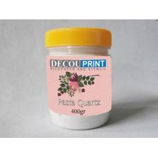Decouprint Quartz Πάστα άγρια (εφέ τοίχου) 200ml P-104
