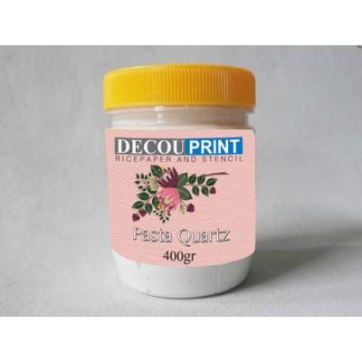 Decouprint Quartz Πάστα άγρια (εφέ τοίχου) 400gr P-104
