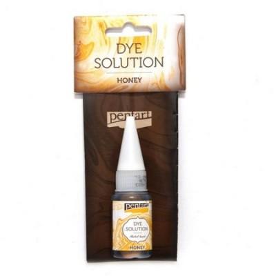 Dye Solution 10ml Pentart – Honey