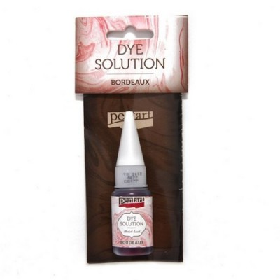 Dye Solution 10ml Pentart – Bordeaux