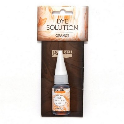 Dye Solution 10ml Pentart – Orange