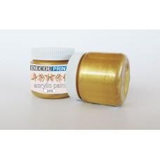 Ακρυλικό Χρώμα Περλέ Gold 75ml C-P104