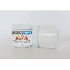 Ακρυλικό Χρώμα Άσπρο 75ml C-W100