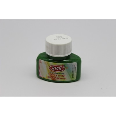 Textil Paint Rich Πράσινο 45ml T-3008