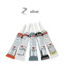 Contour Liner Pentart 20ml – Silver Metallic