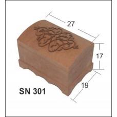ΜΠΑΟΥΛΟ MDF BK-SN301