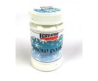 Snow paste Pentart, 100 ml