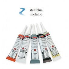 Contour Liner Pentart 20ml – Steel Blue Metallic