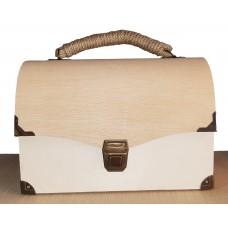 Τσάντα Ξύλινη BK-TS04