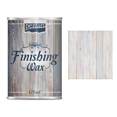 Finishing Wax White Pentart (κερί παλαίωσης λευκό),125ml
